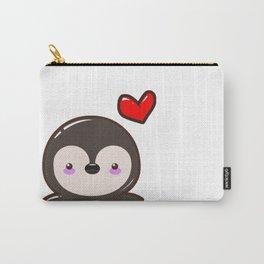 Penguin Kawaii Carry-All Pouch