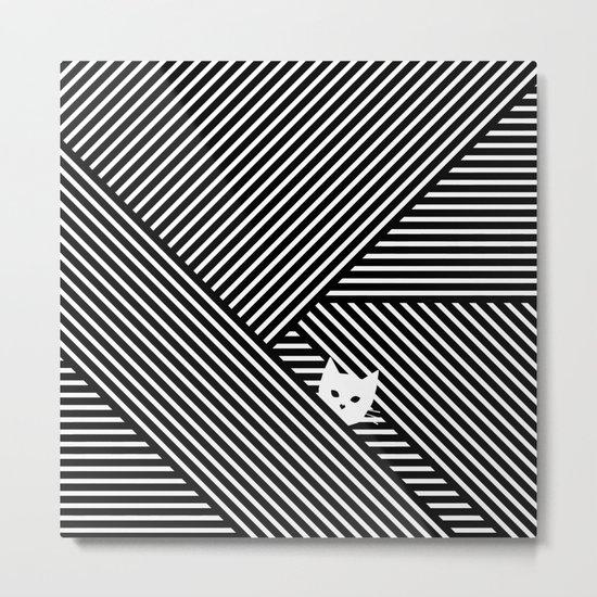 Peak 02 Metal Print