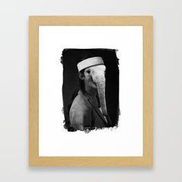N°1 Framed Art Print