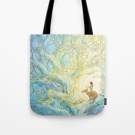 An Offering of Light Tote Bag