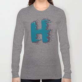 'H'ow fast? Long Sleeve T-shirt