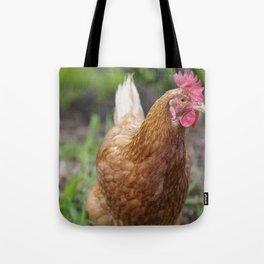 Chook  Tote Bag