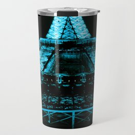 Paris Eiffel Tower Travel Mug