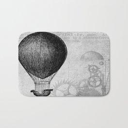 hot air balloon 4 Bath Mat