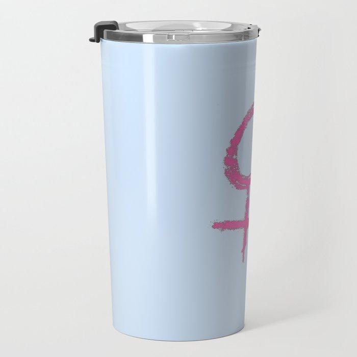 symbol of woman 9 Travel Mug