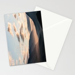 Park of Abruzzo at sunrise Stationery Cards