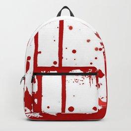 BLEEDING RED ART Backpack