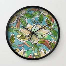 Southern Belle Wall Clock