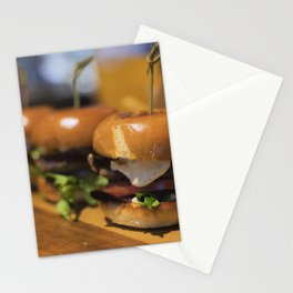 Yum Yum Sliders Stationery Cards