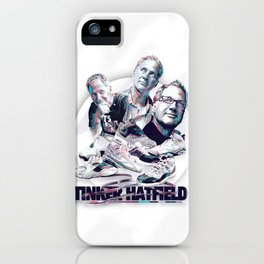 TINKER HATFIELD: DESIGN HEROES iPhone Case