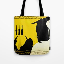 Paths of Glory Tote Bag