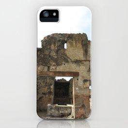 A Building. iPhone Case