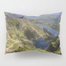 Snowdon Summit Pillow Sham