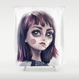 Johanna Mason Shower Curtain