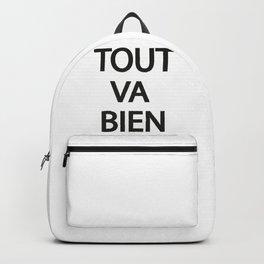 TOUT VAN BIEN - Everything is alright Backpack