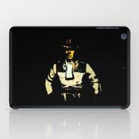 melissa smith iPad Cases featuring smith by Crockettsky