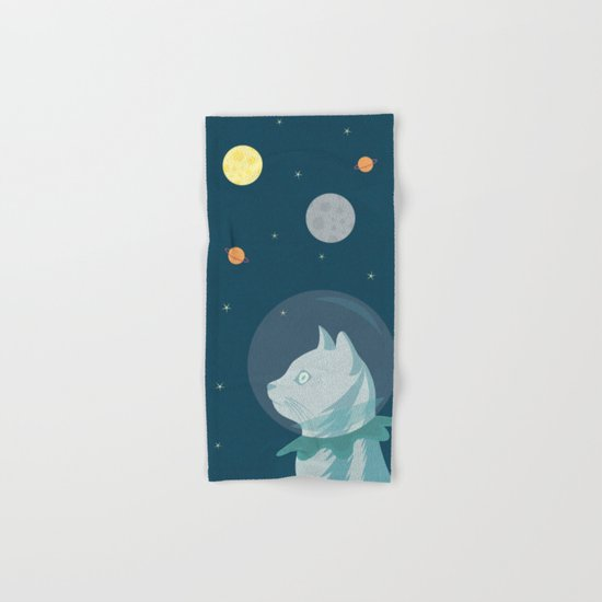 Dreaming about the Space Hand & Bath Towel