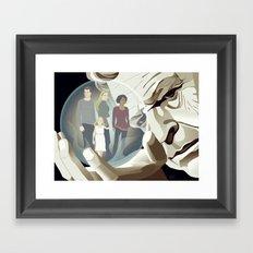 Walter's World Framed Art Print