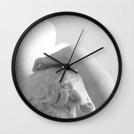 Amore e Psiche Wall Clock