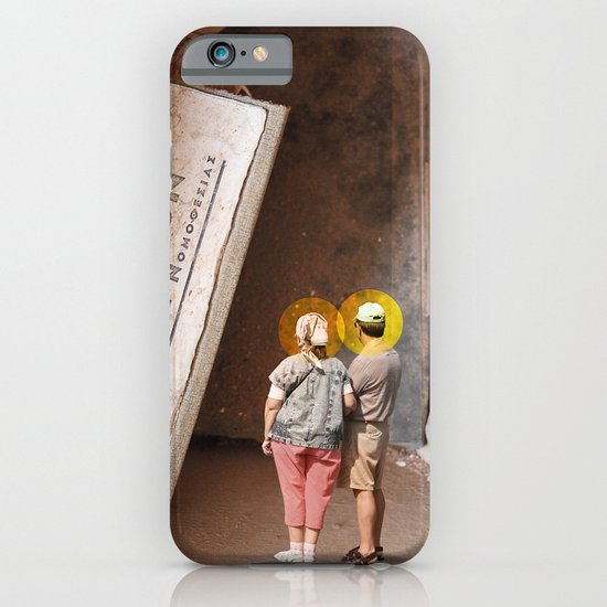 Remember History iPhone & iPod Case