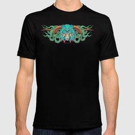Tentacle Beast Girl T-shirt