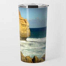 The rugged Coastline Travel Mug