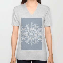 Snowfrost Unisex V-Neck