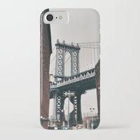 brooklyn iPhone & iPod Cases featuring brooklyn by Letter W Photography