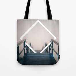 Unnatural shapes Tote Bag