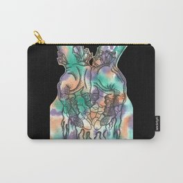 Bleeding color Carry-All Pouch