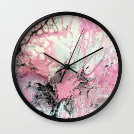 Dreaming of Ballet Wall Clock