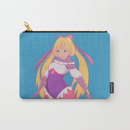 Cute Space Girl Carry-All Pouch
