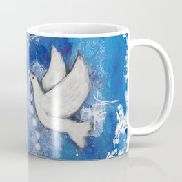 Come Thru Dove Coffee Mug