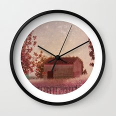 La casita Wall Clock