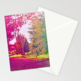 Wherever You Go, Go With All Your Heart Stationery Cards