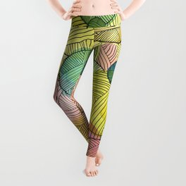 Yarn Stash Leggings