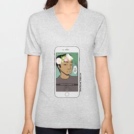 Can you not? Unisex V-Neck