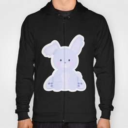 Bunny in country Hoody