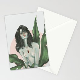 you have the key Stationery Cards