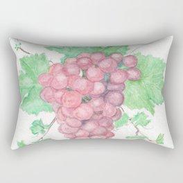 Future Cabernet Rectangular Pillow