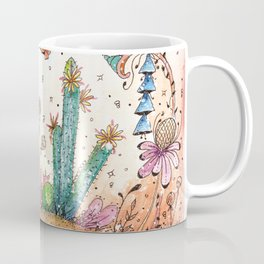 Little Fox in the Forest Coffee Mug