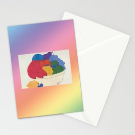 Beyond Color #1 - Bowl of Fruit Stationery Cards
