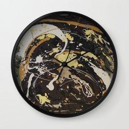 Choas No.1 (2017) - Michael G. Wilson Wall Clock