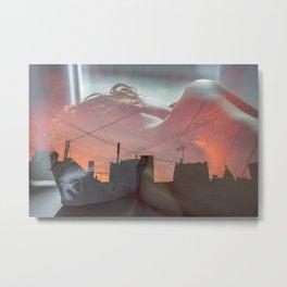 Horizonte Metal Print