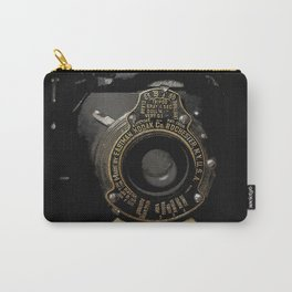 VINTAGE AUTOGRAPHIC BROWNIE FOLDING CAMERA Carry-All Pouch