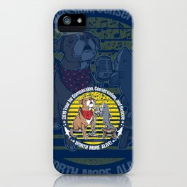 (v2) Worth More Alive! iPhone Case