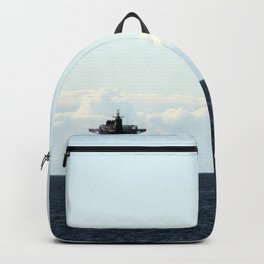 leaving port Backpack