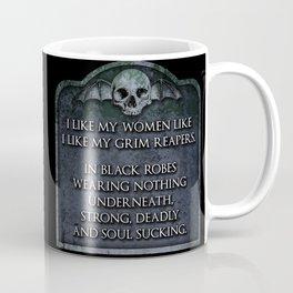 Grim Reaper Sexy Coffee Mug