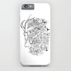 SHREDDER DOODLE iPhone 6s Slim Case