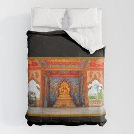 Golden Temple Laos Comforters